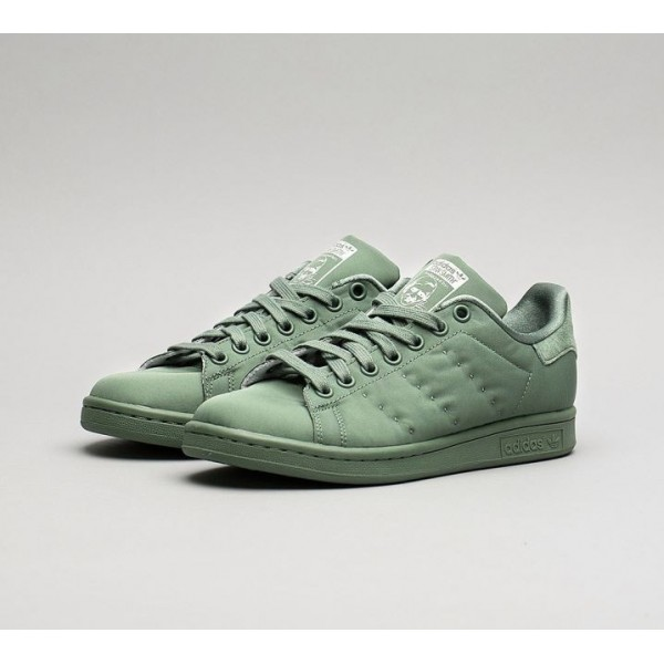 adidas Originals Stan Smith Satin Turnschuhe Damen
