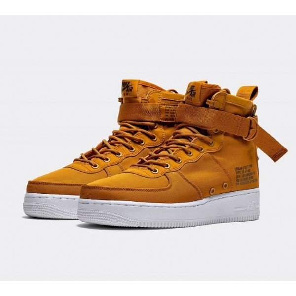Nike SF Air Force 1 Mid Turnschuhe Herren