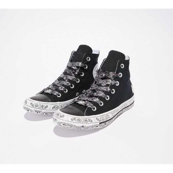 Converse X Miley Cyrus Chuck Taylor All Star Hi Tu...