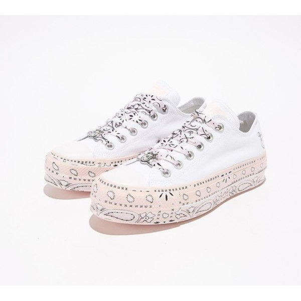 Converse X Miley Cyrus Chuck Taylor All Star Ox Li...
