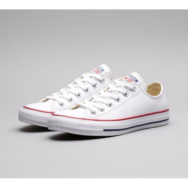 Converse Chuck Taylor All Star Ox Leather Turnschu...
