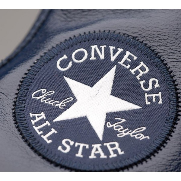 Converse Chuck Taylor All Star Crinkled Patent Leather Turnschuhe Damen