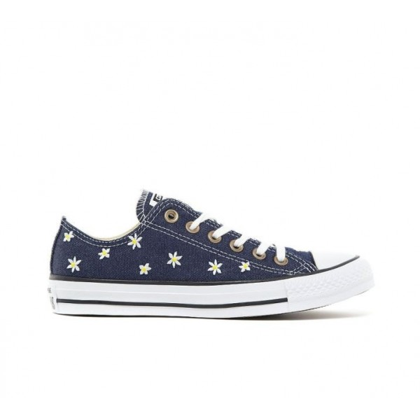 Converse Chuck Taylor All Star Floral Denim Turnsc...