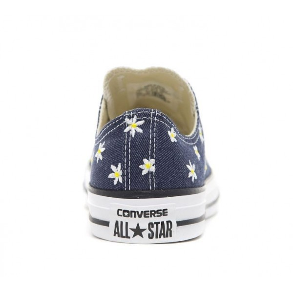 Converse Chuck Taylor All Star Floral Denim Turnschuhe Damen