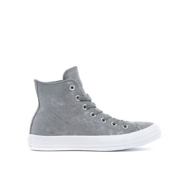 Converse Chuck Taylor All Star Hi Metallic Turnsch...