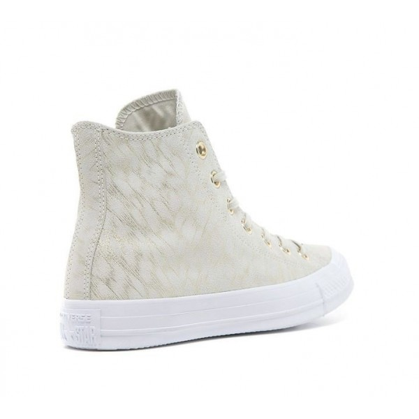 Converse Chuck Taylor All Star Hi Metallic Turnschuhe Damen