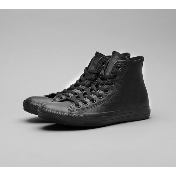 Converse Chuck Taylor All Star High Leather Turnsc...