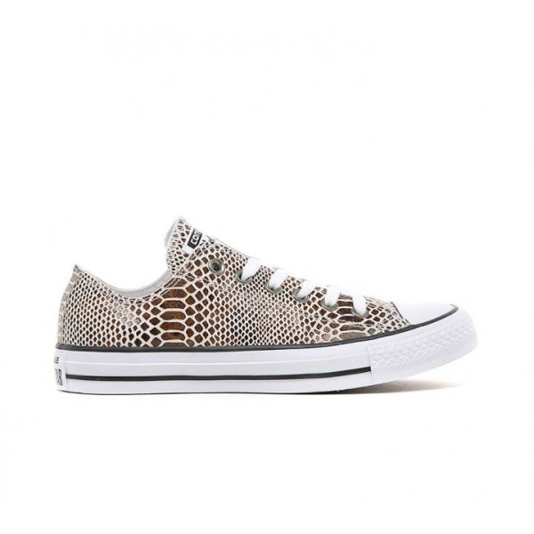 Converse Chuck Taylor All Star Ox Snake Turnschuhe Damen