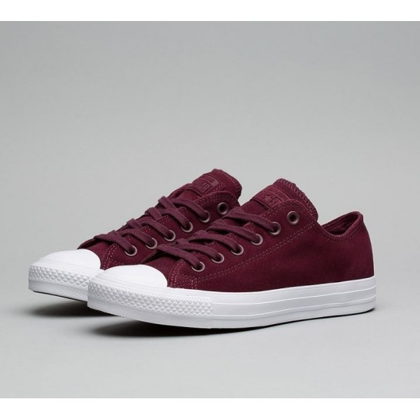 Converse Chuck Taylor All Star Ox Suede Turnschuhe...