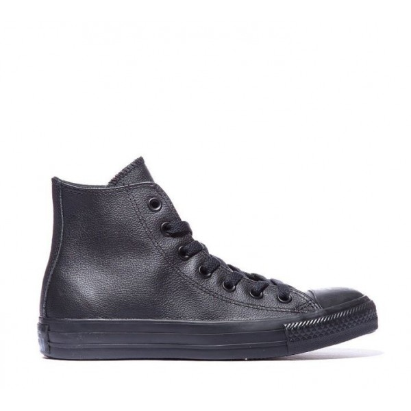 Converse Chuck Taylor All Star High Leather Mono Turnschuhe Damen
