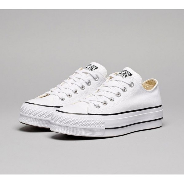 Converse Chuck Taylor All Star Lift Ox Turnschuhe ...